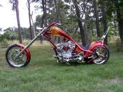 2012 Custom Built Motorcycles Chopper